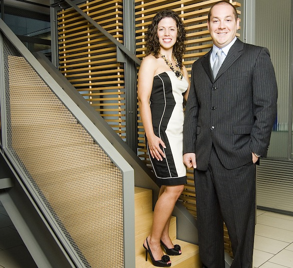 Marcie Schmidt, Michael Cuevas
