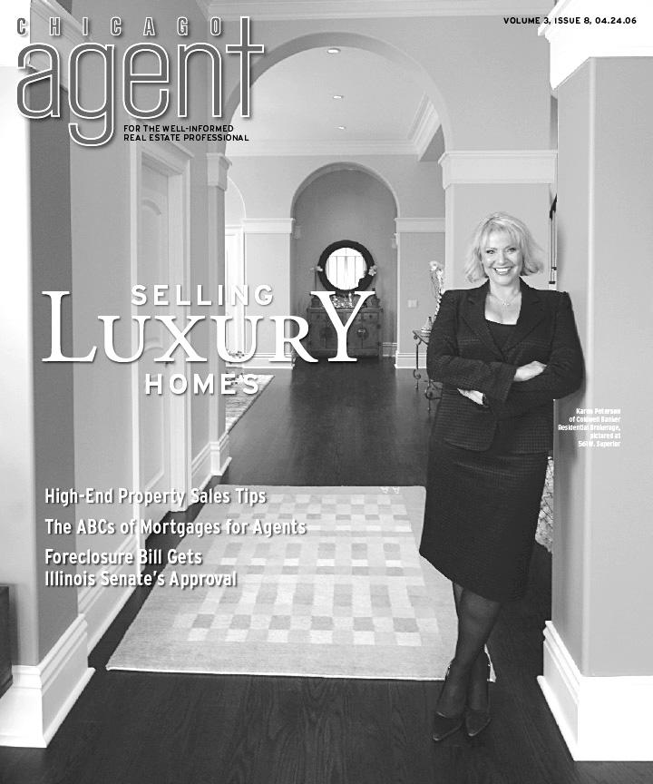Nice Vol.3 Iss.8 Cover: »Selling Luxury Homes Agent Snapshot: »Venata Miret
