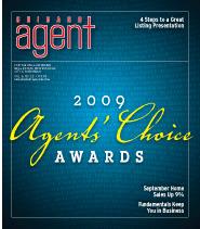 The 2009 Agents' Choice Awards - 11.09.2009