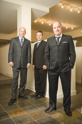 Rich Kasper–Co-Owner, Tim Sheahan–Co-Owner and Sean J. Conlon – Founder/Owner