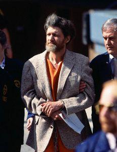 Authorities Escorting Unabomber Theodore Kaczynski
