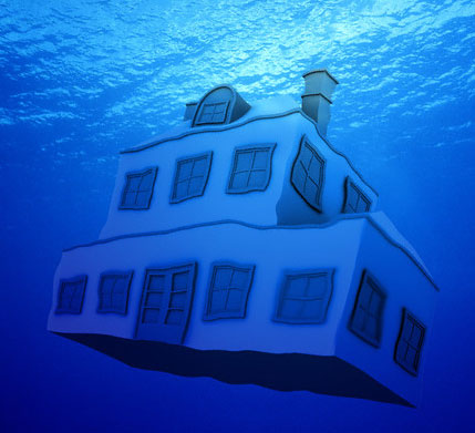 Home underwater