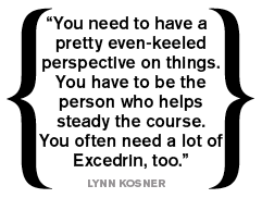 A pull quote about Excedrine