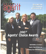 2007 Agent's Choice Awards – 11.19.07