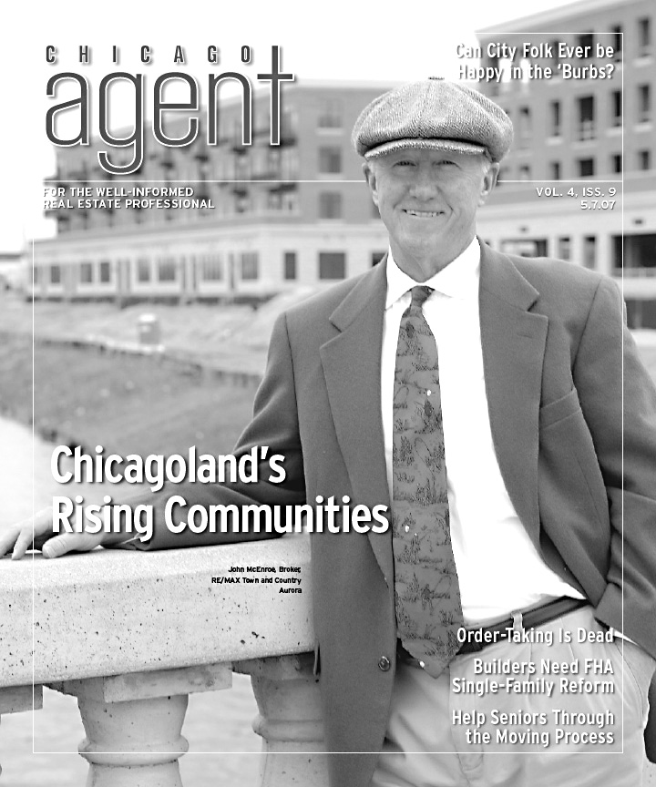 Chicagoland's Rising Communities – 5.7.07