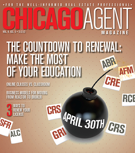 The Countdown to Renewal: Make The Most of Your Education – 3.12.12