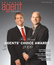 Agents' Choice Awards 2006– 11.13.06
