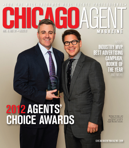 2012 Agents' Choice Awards – 11.5.12