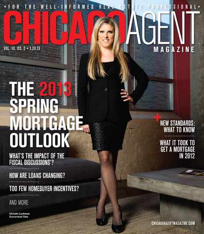 The 2013 Spring Mortgage Issue – 1.28.13