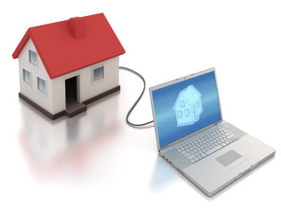How old are internet home shoppers for Internet house