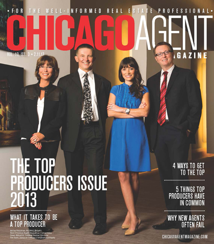 The Top Producers Issue 2013 – 2.11.13