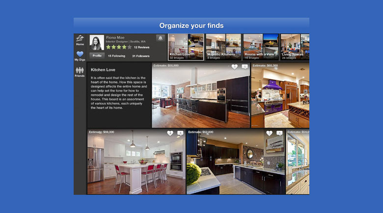 zillow-digs-interface