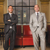 Tariq Khwaja and Timothy Brigham