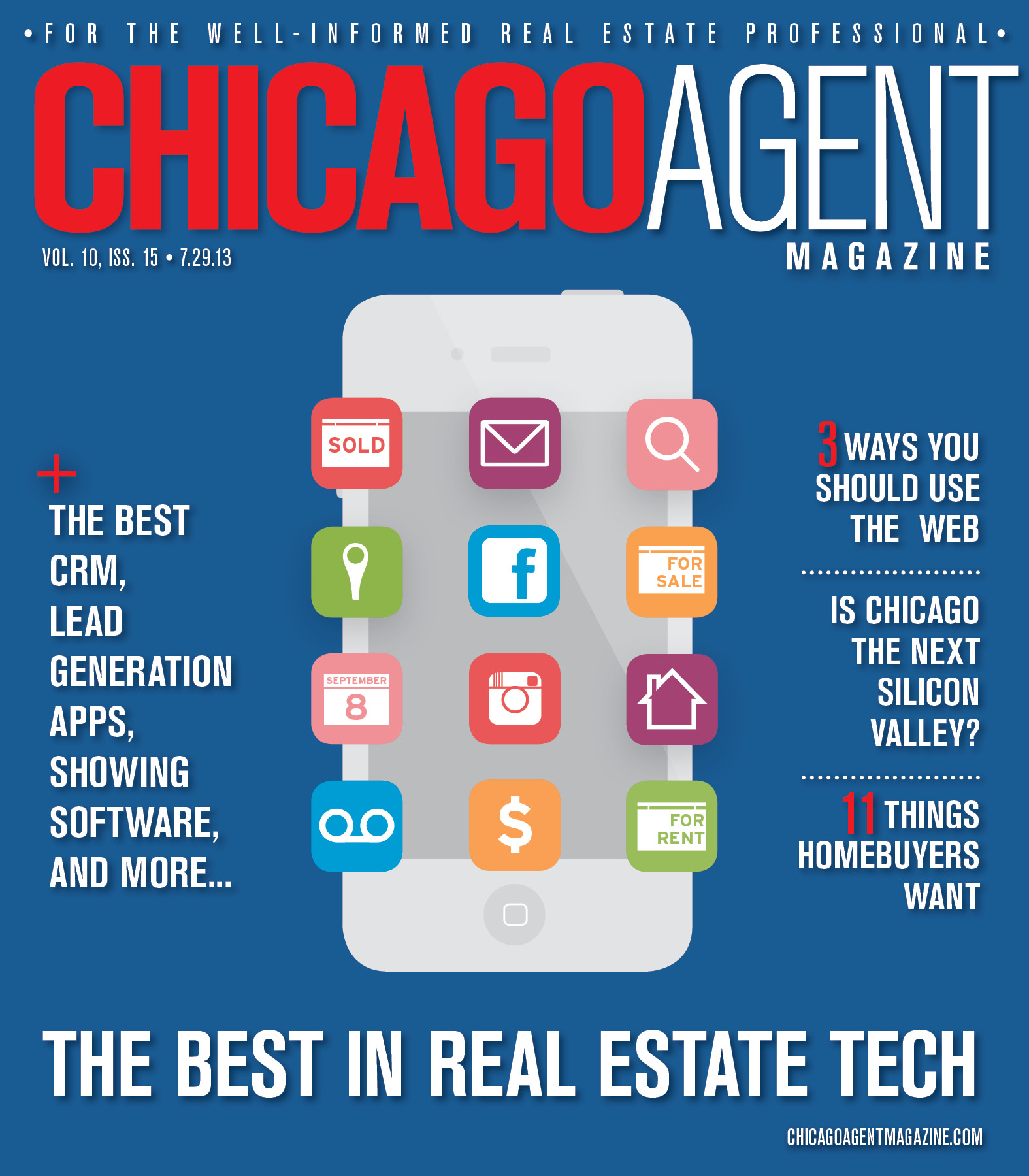 The Best in Tech in Real Estate - 7.29.13