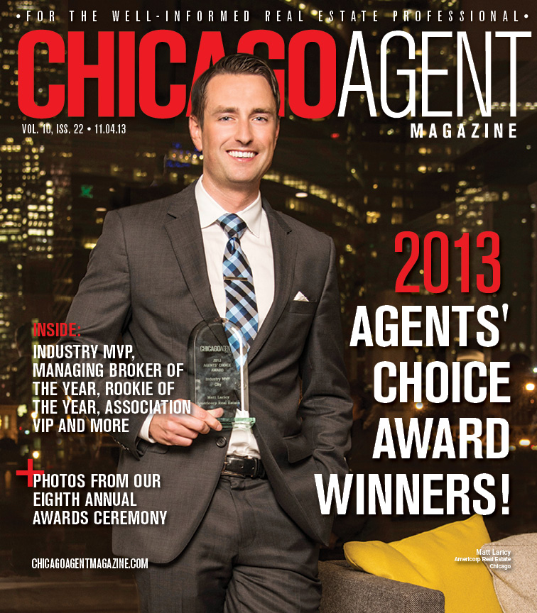 2013 Agents' Choice Awards - 11.1.13