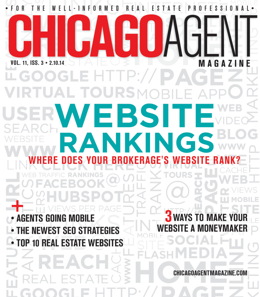 Website Rankings: Where Does Your Brokerage's Website Rank? - 2.10.14