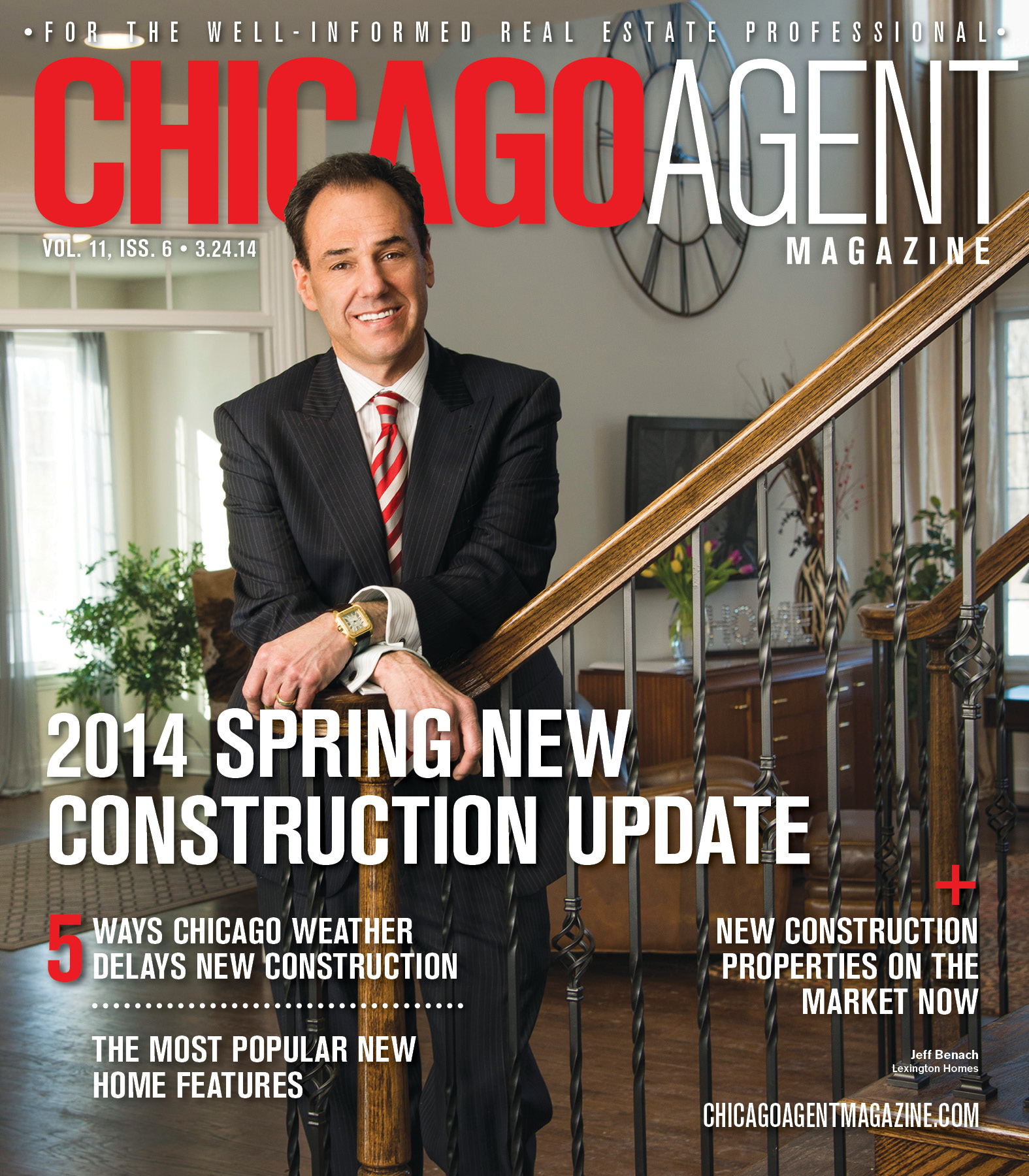2014 Spring Chicagoland New Construction Update - 3.24.14
