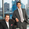 Gary Ouellette and Nathan Schwartzberg