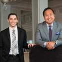 Josh Weinberg and Tommy Choi