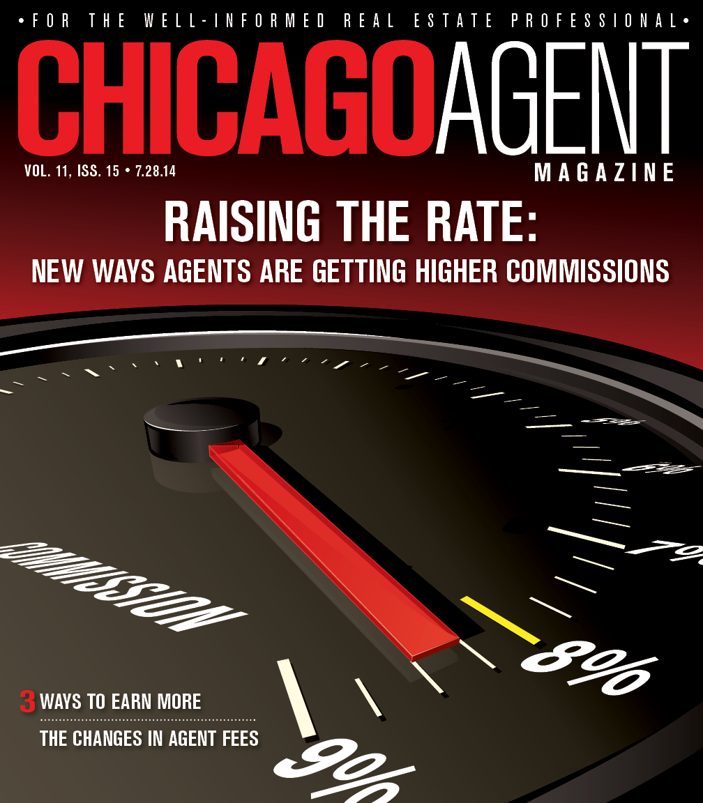 Raising the Rate: New Ways Agents are Getting Higher Commissions - 7.28.14