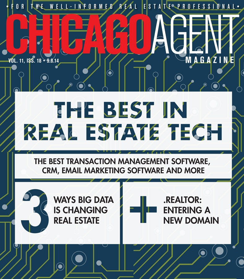 The Best in Real Estate Tech - 9.8.14