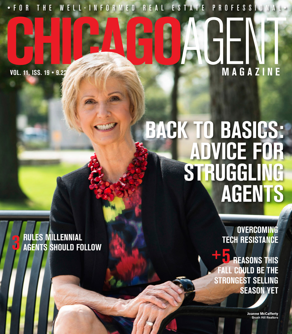 Back To Basics: Advice for Struggling Agents - 9.22.14