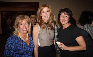 Fran Broude, Ginette Wright, Ronna Streiff