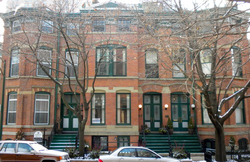 Row Home Chicago 60616 : The top selling neighborhoods in chicago