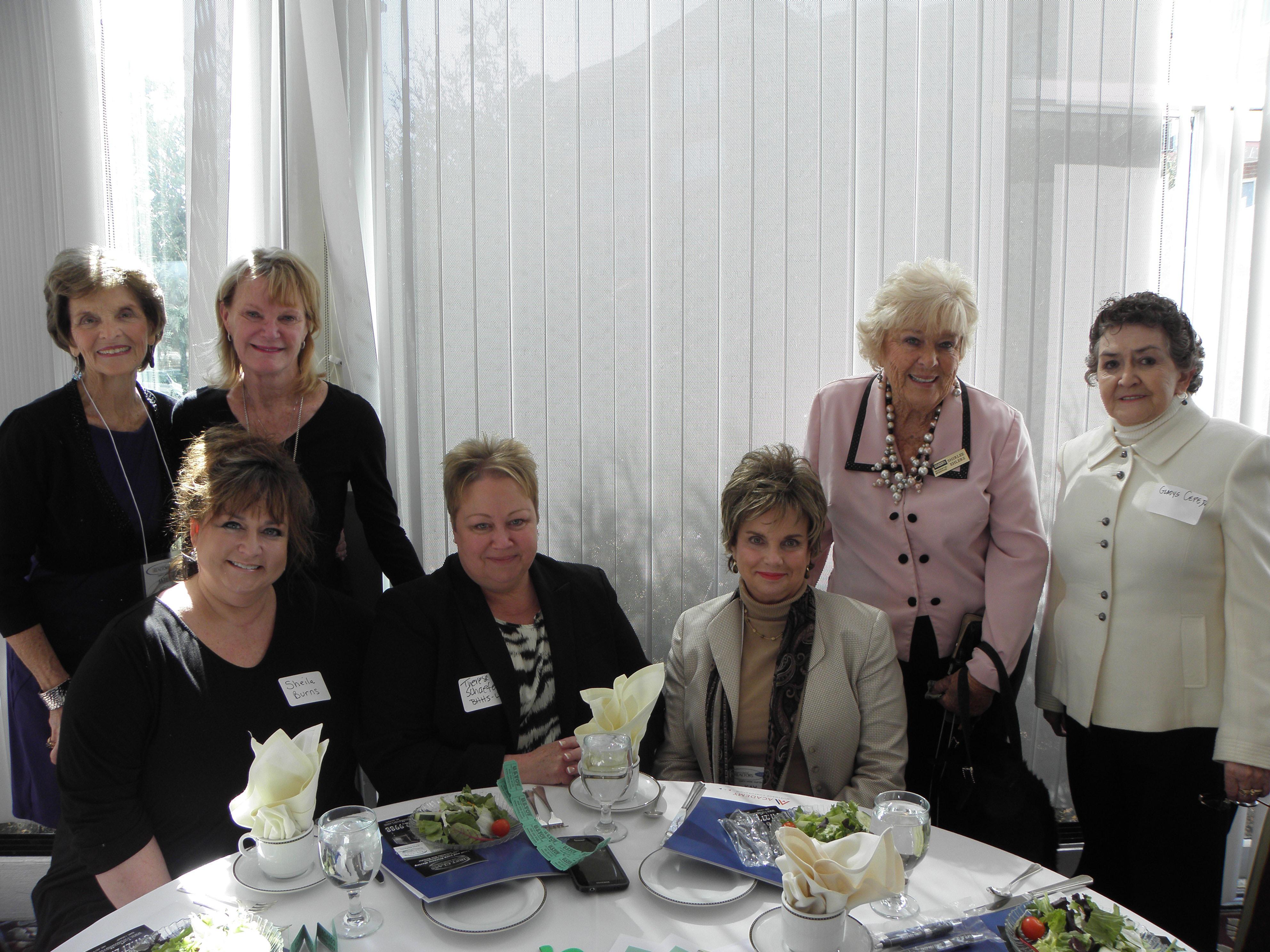 Sheila-Burns-Therese-Schaefer-Kay-Feldman-sitting-Millie-Kepler-Linda-Popp-Shirlee-Ehlers-Gladyse-Cepeda.jpg