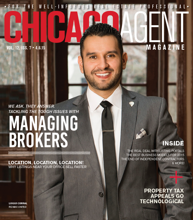 The Managing Broker Issue - 4.6.15
