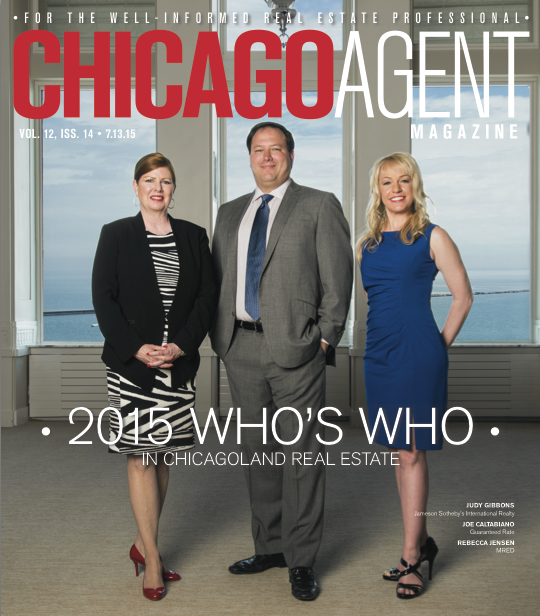 2015 Who's Who in Residential Real Estate – 7.13.15