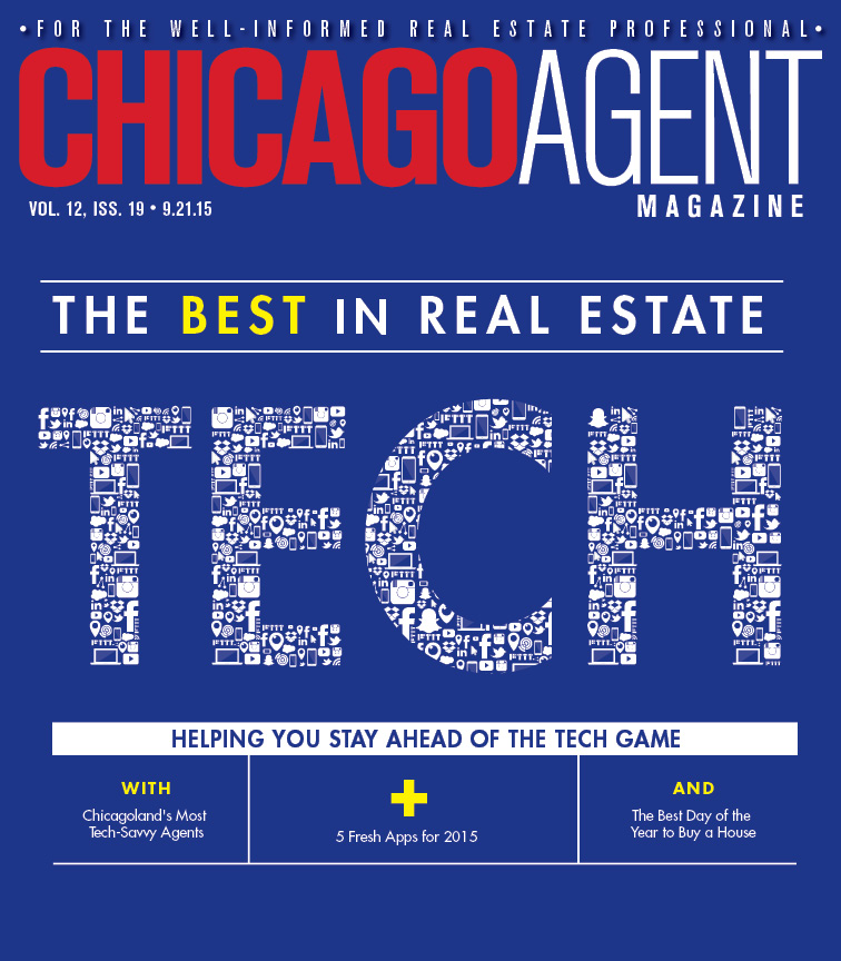 The Best in Real Estate Tech – 9.21.15