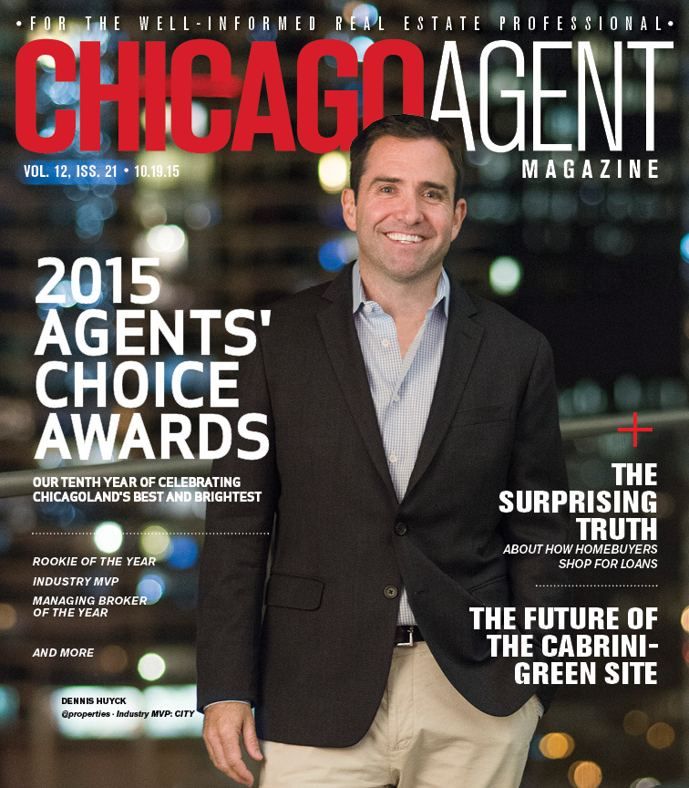 2015 Agents' Choice Awards – 10.19.15