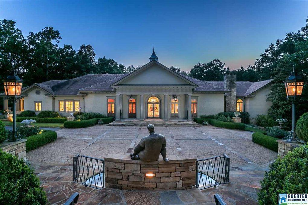 Alabama 39 s most expensive home for Home builders birmingham al