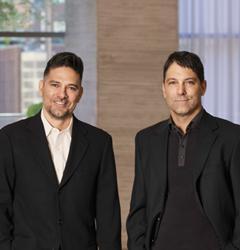 Chris and Paul DeLeeuw