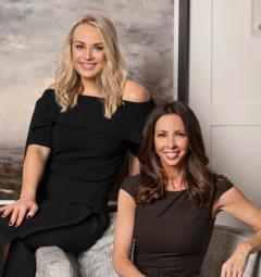Casey DeClerk & Carrie McCormick