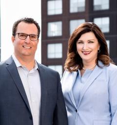 Caryn Prall & Pete Economos