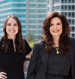 Dena Fox & Marlene Rubenstein