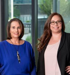 Andrea Duran Allen & Carol Nevada Duran