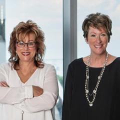 Dympna Fay-Hart & Cheryl Bellavia
