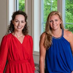 Julia Corkey & Vickie Schoenfeld
