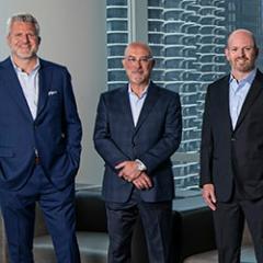 Steve Schneider, Danny Gore & Brad J. Martin