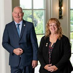 Linda Dressler & John Gormley