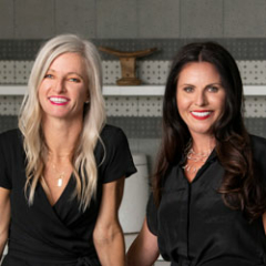 Brittany Bussell & Annie Bauer