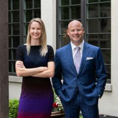 Chad and Sarah Gilbert