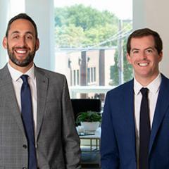 Aaron Galvin & Sam Kahn
