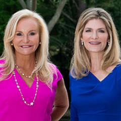Kathryn and Kelly Mangel