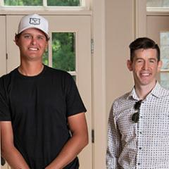 Collin Walker & Jason Fenstermaker